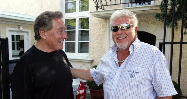 2010: Setkání na Bertramce.
