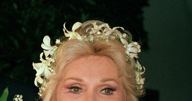 Zsa Zsa v roce 1986
