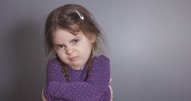 S čtyřletými dětmi cloumají emoce. Citové vydírání rodičů není výjimkou.