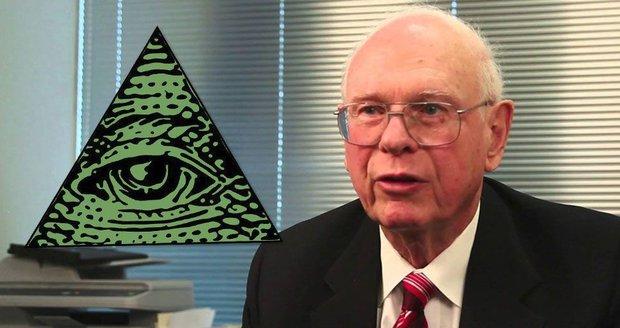 Kanadský exminister Paul Hellyer je presvedčený, že svet žije pod zlovládou iluminátov.