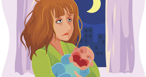 První týdny a měsíce s novorozencem bývají náročné.