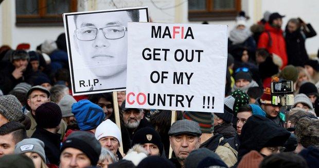 Vražda Kuciaka je varováním pro ostatní novináře, vrahům to nevyšlo, píší Němci