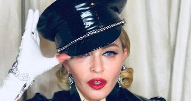 Madonna má stále co ukazovat