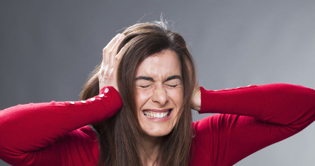 Migréna je jiná než běžná bolest hlavy
