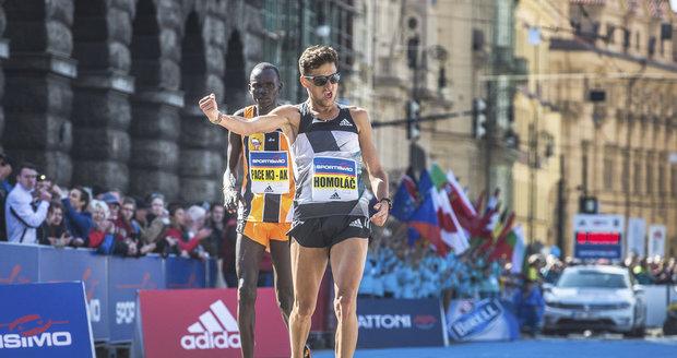V Praze se běží tradiční půlmaratón.
