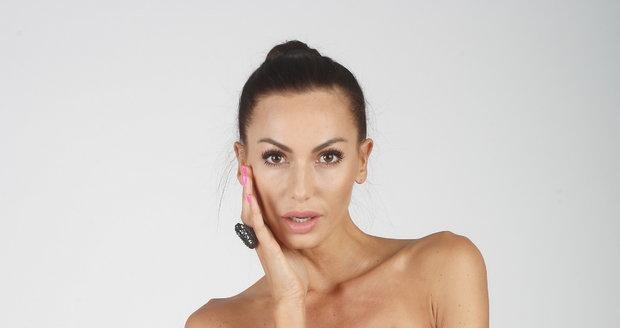 Modelka Eliška Bučková