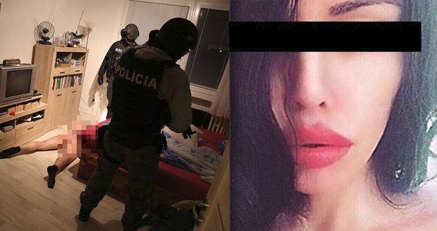 Zásahovka opět zatýkala v kauze Kuciak: Po výslechu Aleny Zs. (44) šla po vrazích primátora