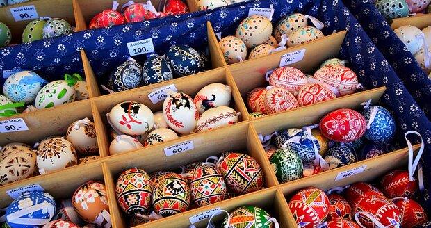 Velikonoční trhy můžete navštívit až do 28. dubna
