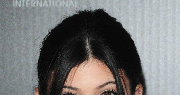Kylie Jenner v dětství