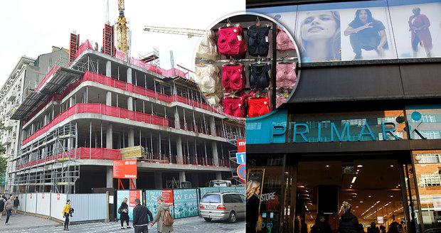Za levnými nákupy nemusíte už do zahraničí, Primark otevře v Praze