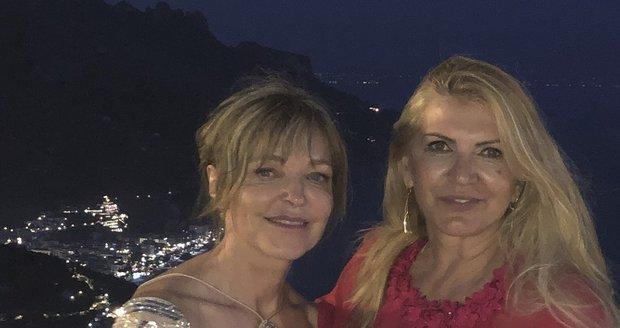 Martina Formanová obráží svatby.