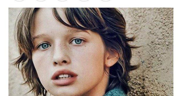 Dcera Milly Jovovichové, Ever Gabo si zahraje ve filmové adaptaci pohádky Peter Pan