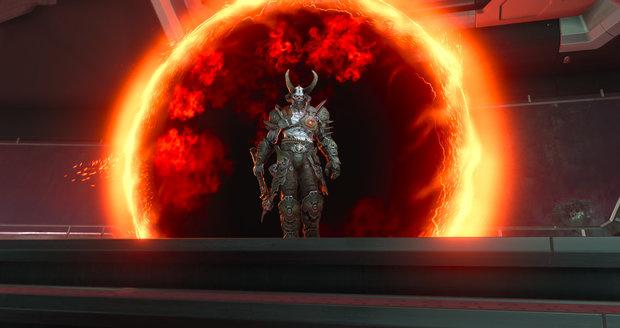 Doom Eternal pro Xbox One.