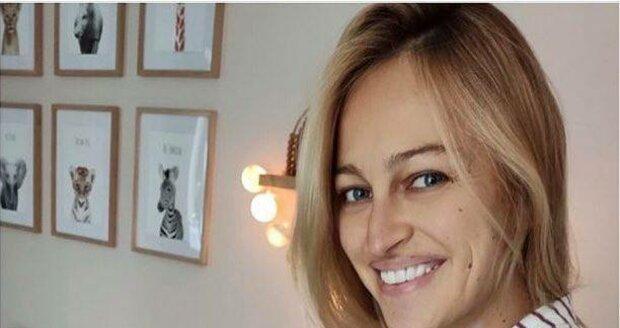 Renata Langmannová se pochlubila pokojíčkem pro Medu.