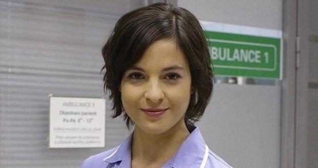 Kristýna Janáčková hrála v Ordinaci