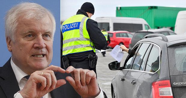 Hameks Vertreter erklärte den Tschechen, dass sie bei den Grenzkontrollen mit Deutschland glücklicher sein sollten.