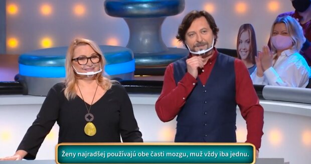 Anna Šišková a Lukáš Latinák
