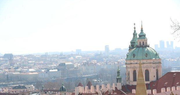 Jižní zahrady na Pražském hradě