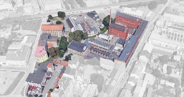 """Společnost Financial Consortium chce na místě bývalého textilního komplexu Mosilana postavit rezidenční čtvrť. Bývalá Mosilana je poslední industriální památkou na fenomén """"moravského Manchesteru""""."""