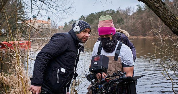 Tomáš Klus natáčí Tajemství staré bambitky 2.