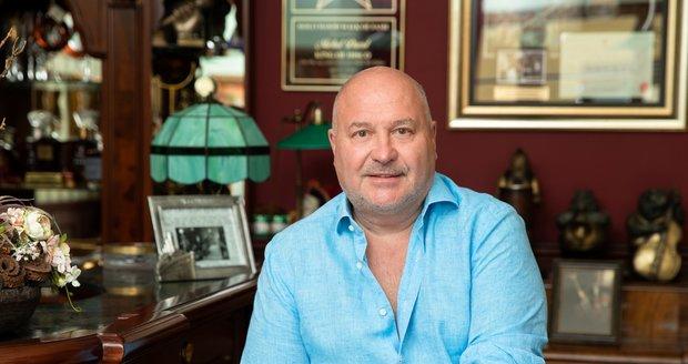 Hostem pořadu Blesk Podcast byl Michal David.