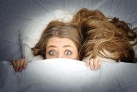 Jaká je vaše noční můra? Býci se bojí, že jim vypadne zub, Štíry děsí smrt