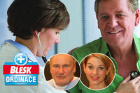 Hvězdy seriálu Modrý kód a špičkoví lékaři dohlédnou na vaše zdraví! Blesk zdarma ordinuje v 5 městech