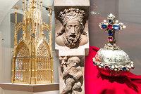 660 let od narození Václava IV. (†58). »Neužitečný« král měl v Praze několik sídel a řadu nepřátel