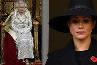 Vychytralá Alžběta II.: Chce překazit plánovanou intimní zpověď Harryho a Meghan!