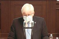 Spory kolem hypoték či dluhopisů: Guvernér Rusnok hájil ve Sněmovně širší pravomoci ČNB