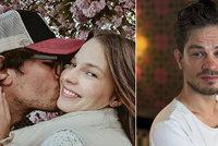 David Kraus (41) se stal otcem! Partnerka (21) tajně porodila dcerku s krásným jménem