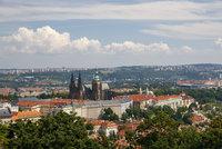 Turistické vouchery přilákaly do Prahy v červenci 31 tisíc lidí. Nejvíc táhne zoo či Petřínská rozhledna