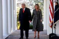 Novinář promluvil o vztahu Trumpa a Melanie. A Biden zemře v úřadu, kalkuluje exprezident