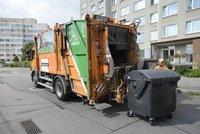 Tuna odpadků na smetišti stojí o 300 korun víc: V Kyjově lidem zdražili svoz o 100 %