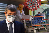 Koronavirus ONLINE: Tisíce dávek nadějného léku míří do ČR. A JIP lůžka stále dochází