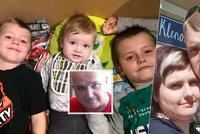 Tři bráškové náhle přišli o tátu (†30) i dědečka (†57)! Oba jim vzala děsivě stejná diagnóza!