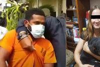 Adrianu (†29) na Bali ubodal expřítel: Před vraždou mu hrozila policií. Čeká Papuánce trest smrti?