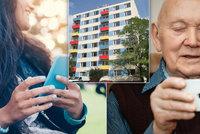 Bydlení za hubičku pro studenty v Praze 6: V domě s pečovatelskou službou, na oplátku se budou starat o seniory