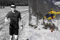 V Krkonoších pod lavinou zemřel Ondra (†17): Kamarádi ze sportovního klubu poslali dojemný vzkaz
