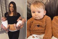 Maminka porodila identická dvojčátka: Chlapci se přitom narodili v odlišné dny!