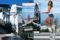 Tereza Kerndlová si splnila sen: Luxusní dům kousek od pláže! Kolik za bydlo ve Španělsku dala?