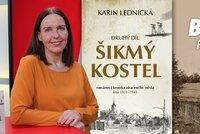 Podcast: Šikmý kostel Karin Lednické podruhé odhaluje tajemství minulosti