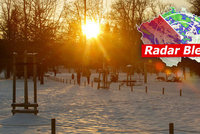 Konec února bude mimořádně teplý, v březnu se ochladí a může sněžit. Sledujte radar Blesku