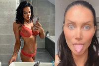 Andrea Pomeje odhalila druhou tvář: Nenalíčenou ji pozná málokdo!
