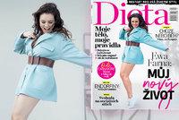 Ewa Farna vypadá nejlépe za svou kariéru: To je moje nové tělo! Žádná dieta, a přesto hubne