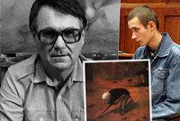 Zemřela mu žena, syn spáchal sebevraždu, jeho pak ubodali: Prokletý umělec Beksiński, ovlivnil i Hollywood