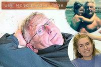 Krásné a dojemné přání k nedožitým 83. narozeninám: Vdova Olga Menzelová (43) si dala záležet!