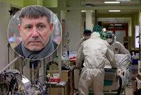 Ředitel Nemocnice Slaný: Vyčerpání personálu je nepopsatelné, dochází místa pro covidové pacienty