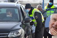 EU tepe Německo za hraniční kontroly s Českem. Sousedé stížnost odmítají