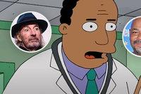 Změna v Simpsonových: V dabingu Dr. Hibberta nahradí bělošského herce černoch